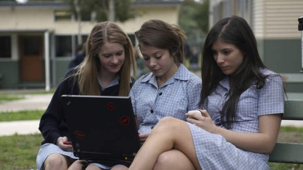 Teenage girls need a program that educates and arms them with tools to navigate the cyber world.