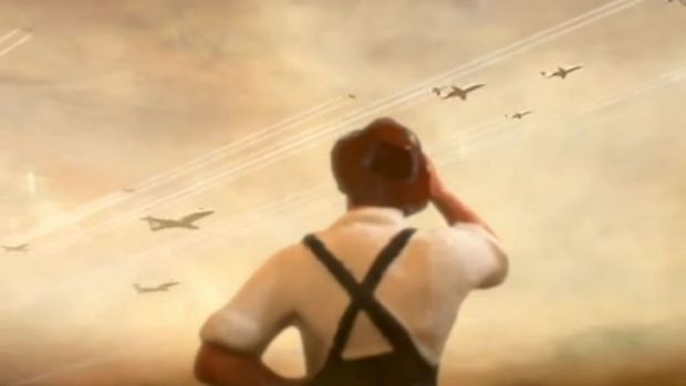 A still from the trailer to Tom Stoppard's radio play <i>Darkside</i>