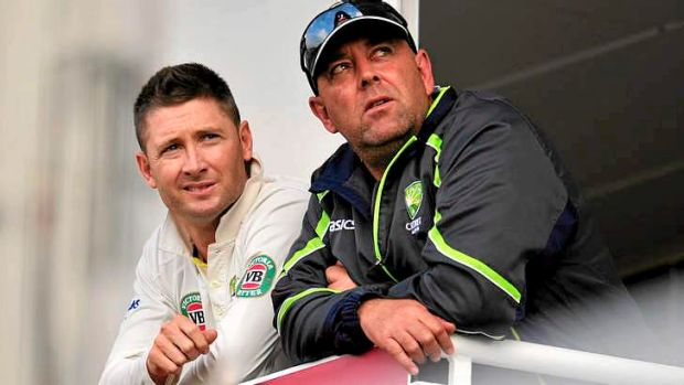 Australia's coach Darren Lehmann accused England fast bowler Stuart Broad of blatant cheating.