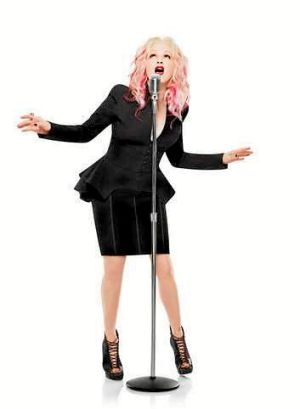 A life in song: Lauper wrote the score for the Broadway hit Kinky Boots.