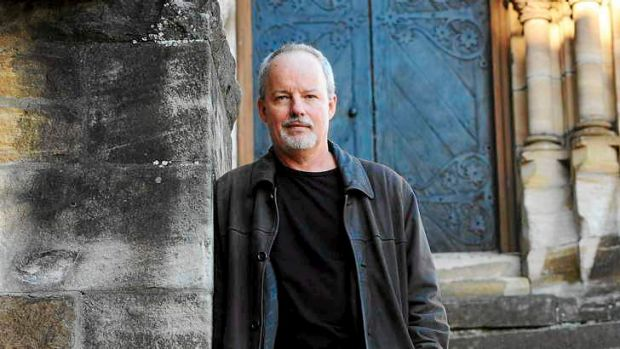 Looking on: Michael Robotham, author of Watching You.