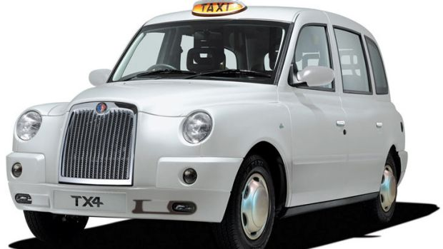 Is this the future for Perth's taxis?