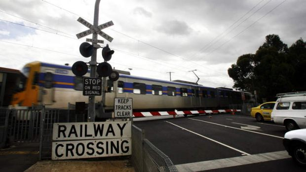 Getting the small things right: Dismantling railway crossings would greatly ease traffic congestion.