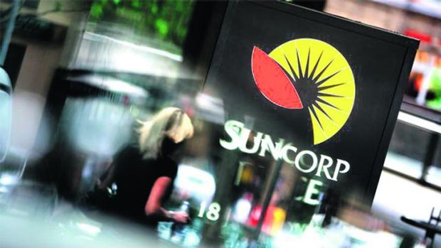 Suncorp paid a special dividend.