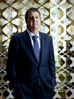 Crown Casino chief Rowen Craigie.