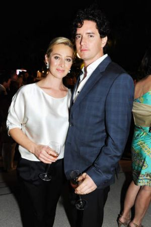 Asher Keddie and Vincent Fantauzzo.