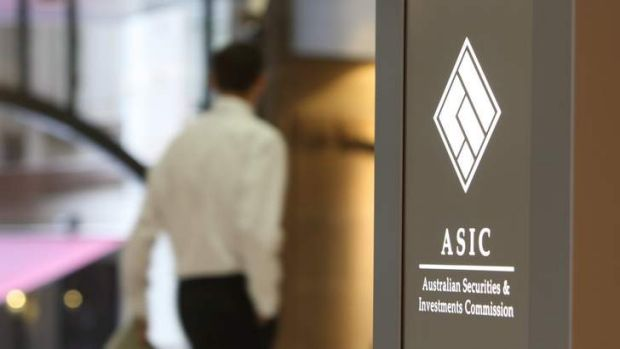 The Australian Securities and Investments Commission has 'substanial concerns'.