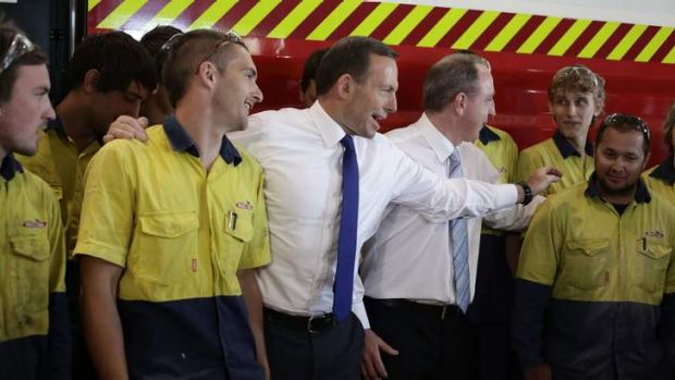 Opposition Leader Tony Abbott said he expected Labor to respect his mandate and pass the paid parental leave scheme ...