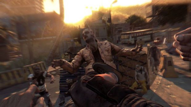 Ever wanted to run parkour-style through a shanty town and kick a zombie in the face? Dying Light lets you do both!