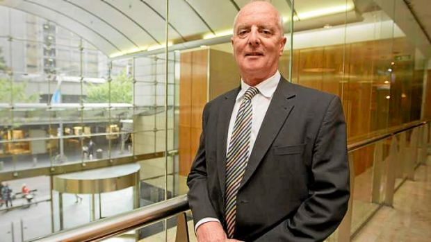 Financial services industry insider John Hamer fell victim to a scam.