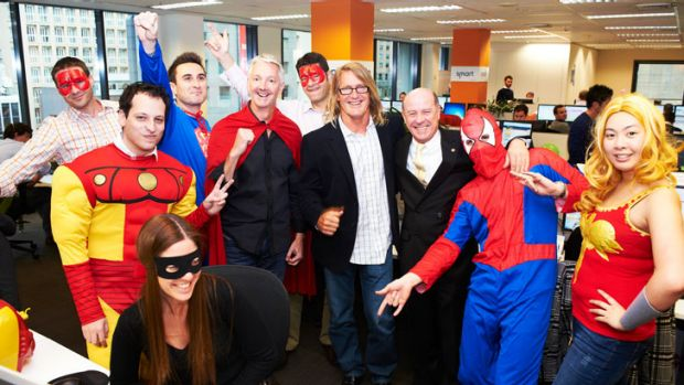 OzForex has a super way of resolving the workplace giving dilemma.