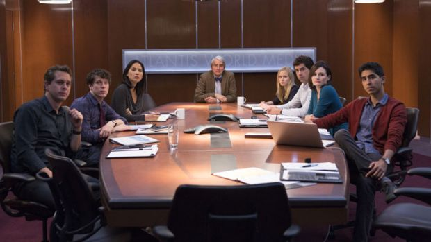 """The red cells clean up the mess."" Red Team fail. <i>The Newsroom</i>"