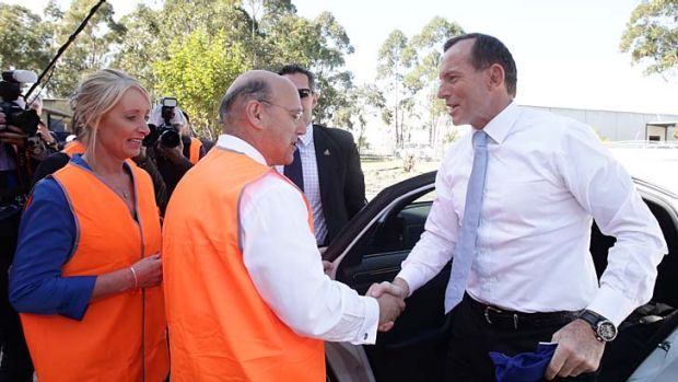 Tony Abbott also announced a relocation allowance of $6000 for long-term unemployed job seekers who move to a regional ...