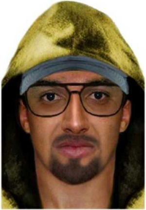 Police want to speak to this man about the stabbing in Endeavour Hills.