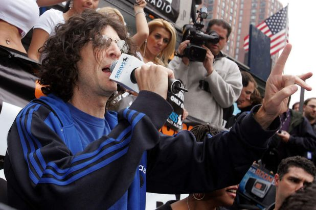 Howard Stern (radio network Howard Stern (radio network owner/TV judge) - US$95 million.