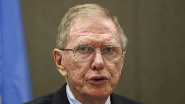 Michael Kirby, chairman of the United Nations Commission of Inquiry on North Korea, headed the panel which would hold ...