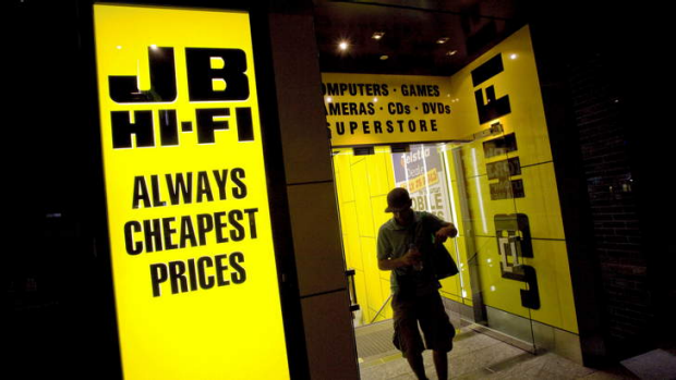 JB Hi-Fi and EzyFlix let users stream UltraViolet movies from the internet.