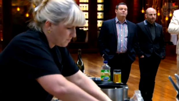 Gary examines the actions of Emma, the first chef into the final on <i>MasterChef</i>