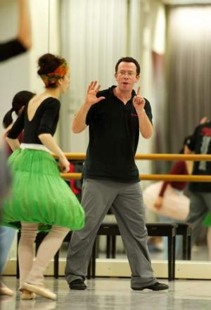 Alexei Ratmansky creates his new fairytale ballet.