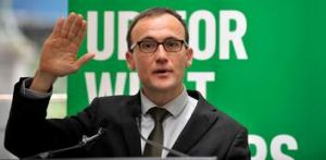 Greens deputy leader and member for Melbourne Adam Bandt.