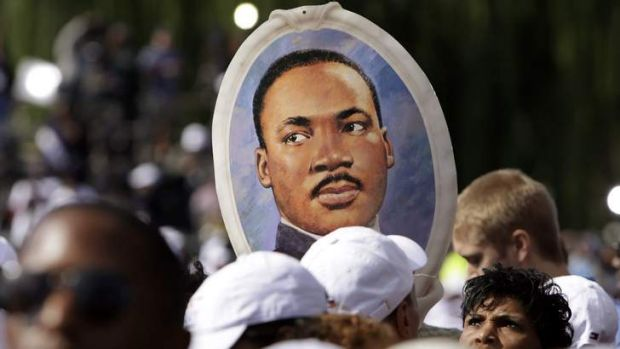 Dr. Martin Luther King, Jr. continues to symbolise the fight of people of colour against inequality and injustice.