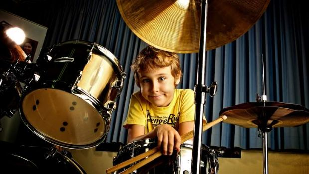 Young Jagger Alexander-Erber is set to rock Strathfield on Sunday.