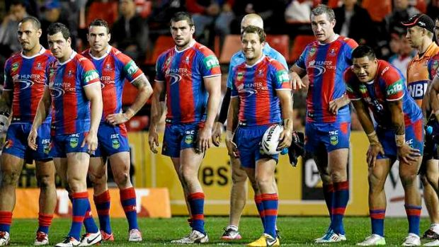 Unlike other clubs, the Newcastle Knights do not have a leagues club to financially fall back on.