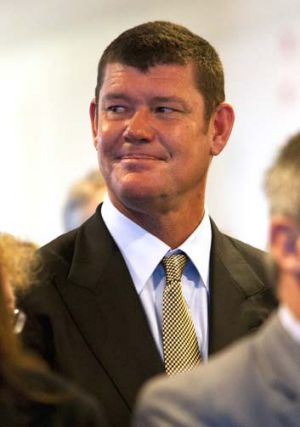 James Packer's six-star hotel and casino is yet to undergo a formal planning assessment.