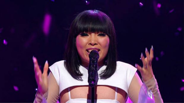Dami Im ... <i>The X Factor</i>