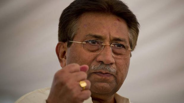 Murder charges: Pakistan's former military ruler Pervez Musharraf is facing charges in connection with the death of a ...