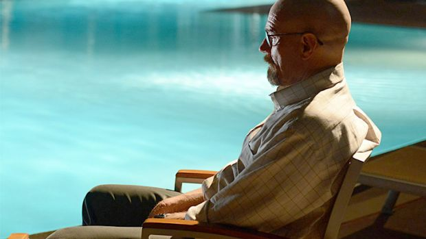 Walt contemplates by his pool, as plans are once again set in motion that could change everything.