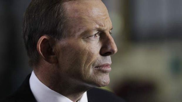 """Abbott is plainly relying on short memories, and has amplified the lie."""