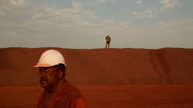 As the mining states boomed, much of the rest of Australia's economy faltered.
