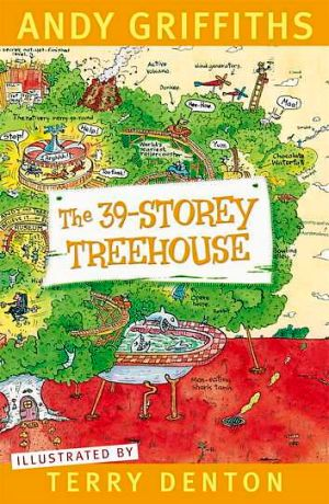 <i>The 39-Storey Treehouse</i>.