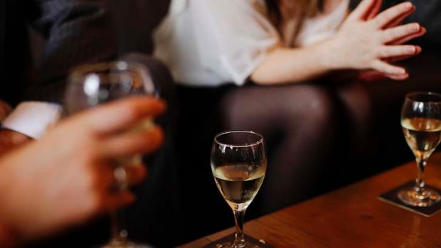 Drinking your calorie intake: try to shift the binge-drinking mentality.