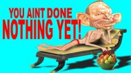 Election eve and You Ain't Done Nothing Yet... (Video Thumbnail)