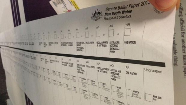 The High Court is set to decide if a re-vote is required in WA for the Federal Senate.