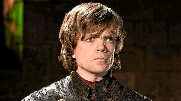 Peter Dinklage as Tyrion Lannister in <i>Game of Thrones</i>.