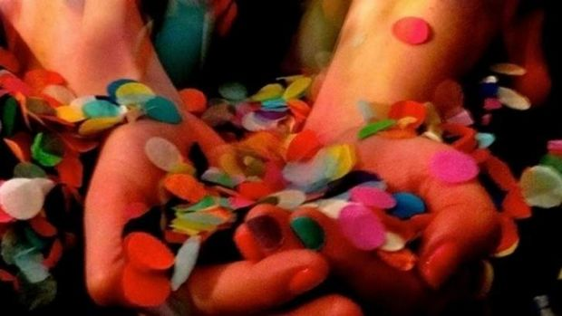Big One Little One's show, <i>Confetti</i>, is just one minute long.