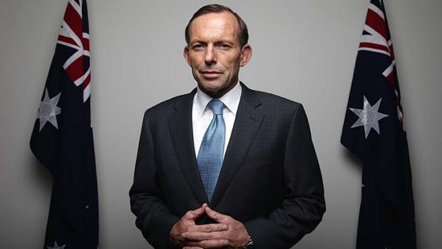 One month on: Prime Minister Tony Abbott.