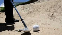 Positioning your club head in the bunker (Video Thumbnail)