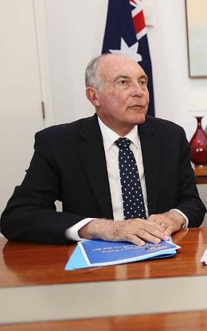 """We are anxious for the work to commence as quickly as possible"": Warren Truss."