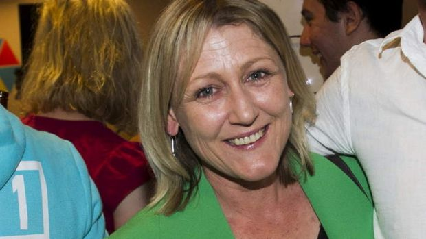 Former ACT Greens leader Meredith Hunter says the national tide towards conservative parties was reflected locally.