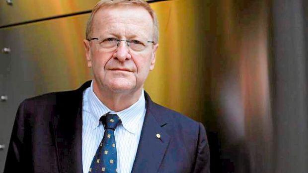 John Coates is just the second Australian to be elected as vice-president of the IOC.