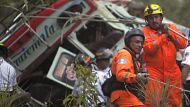 Bus crash kills dozens in Guatemala (Video Thumbnail)