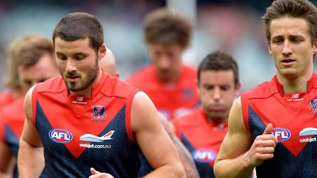 The Demons have failed to capitalise on their previous high draft picks.