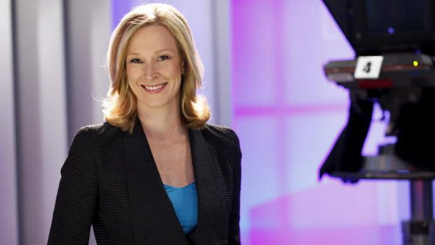 7.30 host Leigh Sales will soon be joined on air with new political editor Sabra Lane.