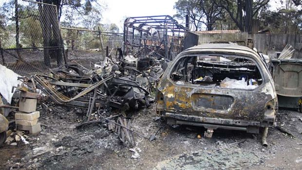 Premonitions: Fire safety authorities are warning of dangers to come in Victoria as bushfires are already troubling New ...