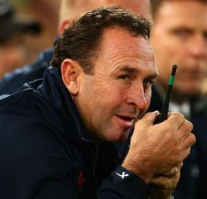 Ricky Stuart manager, John Fordham, issued a media release announcing his appointment. But it was news to interim coach ...