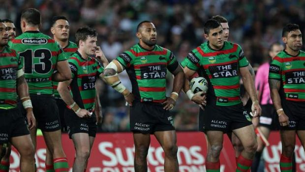 The Rabbitohs have conceded back-to-back tries within three minutes of each other eight times this year.